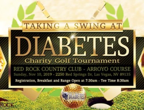 Taking A Swing At Diabetes 2019