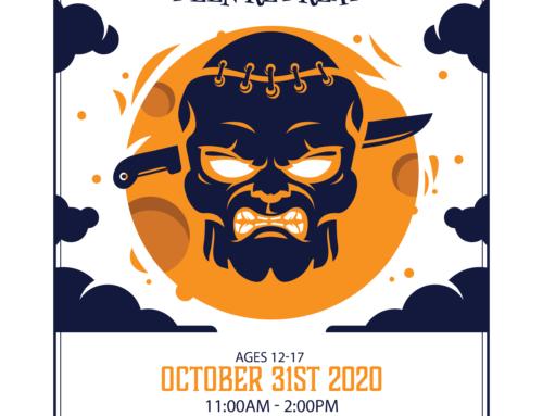 October 2020 Teen Retreat – Reno