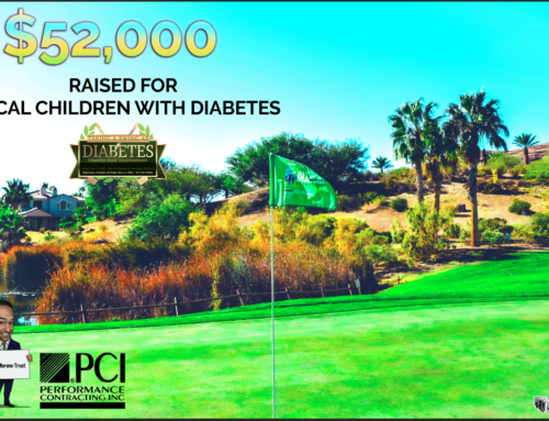 Taking A Swing At Diabetes 2020
