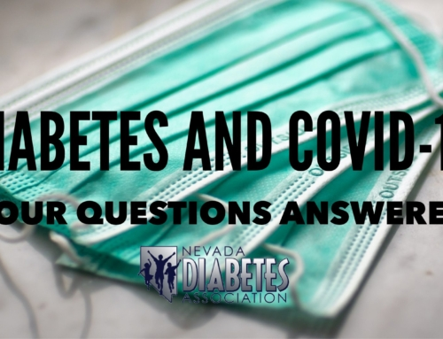 Diabetes and Covid-19 Educational Series.