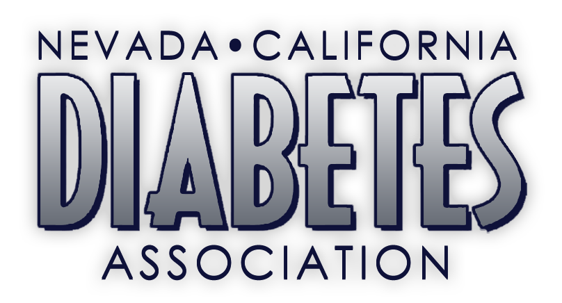 Nevada Diabetes Association and California Diabetes Association Logo