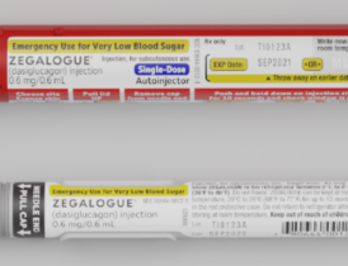 Zegalogue – New Emergency Glucagon Approved for Adults and Children in US